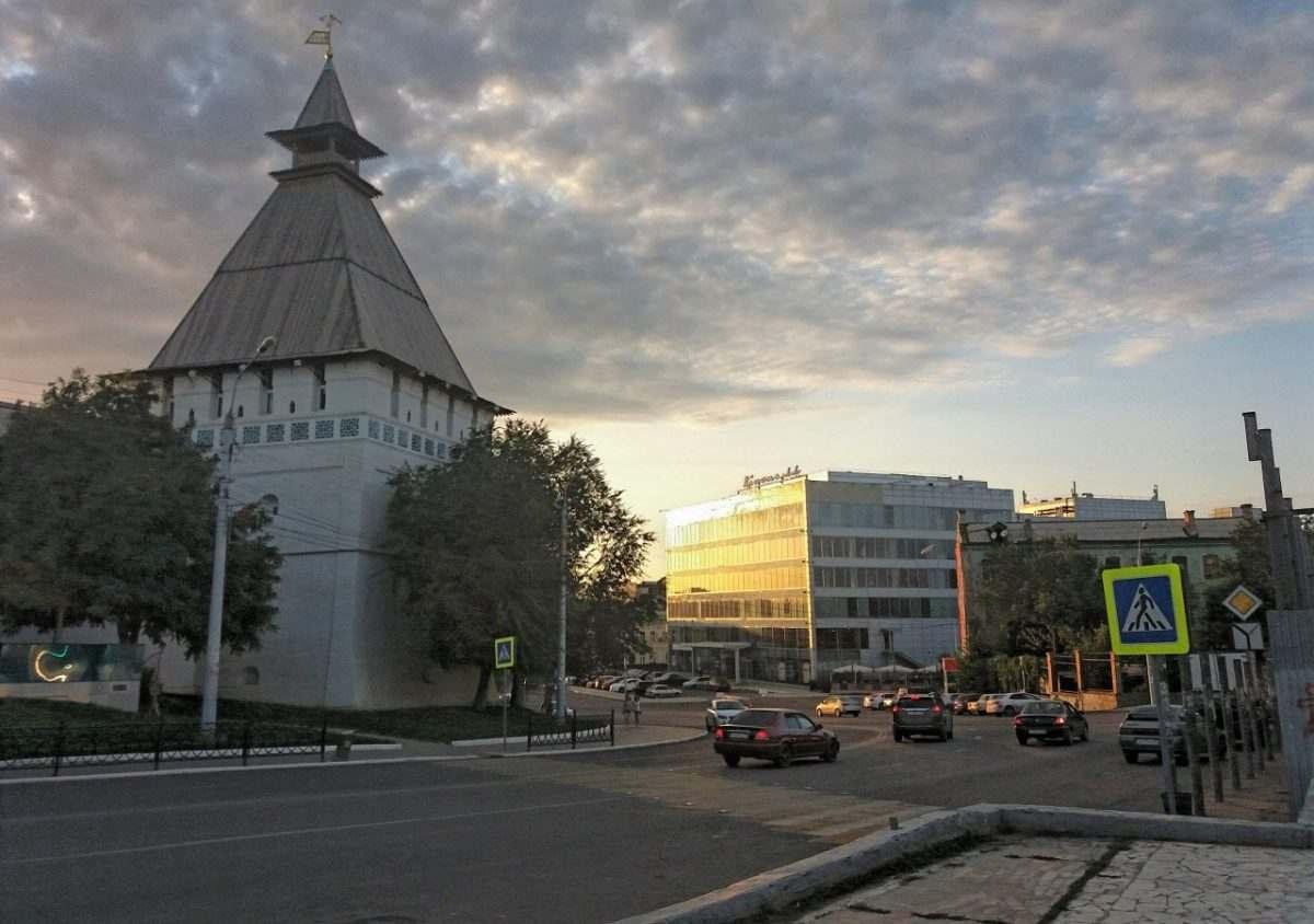Астраханская область понизилась в рейтинге устойчивости регионов