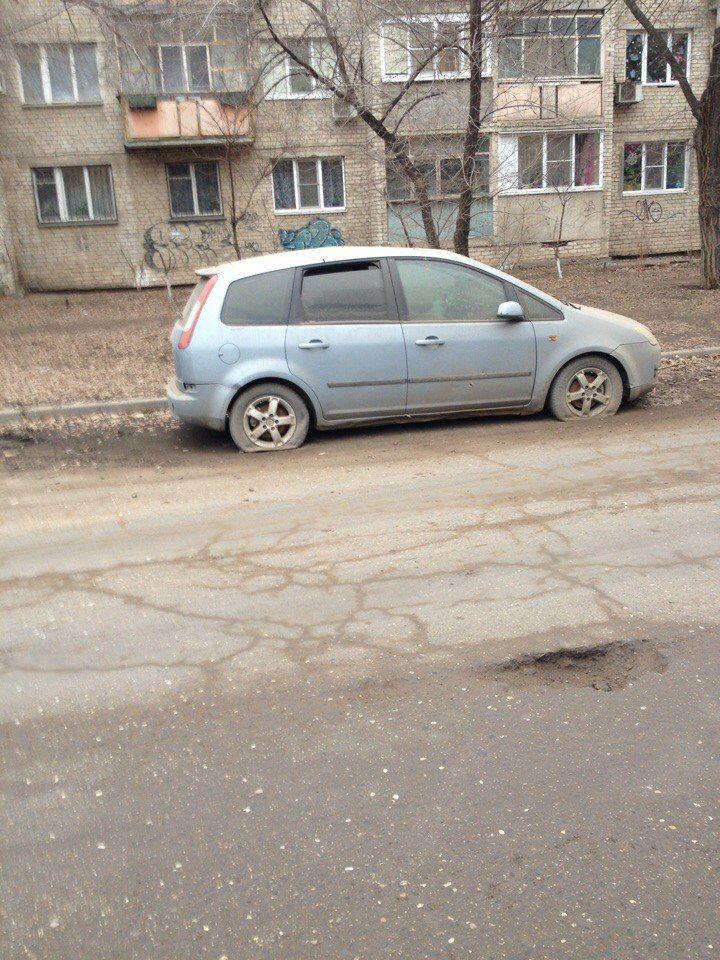 Астраханцы разыскивают хозяина подозрительного авто