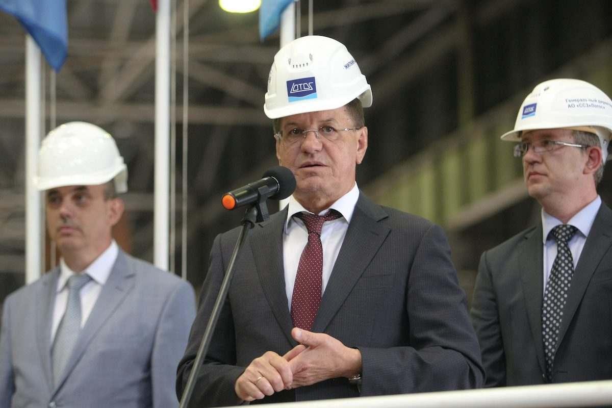 Александр Жилкин призвал развивать промышленность опережающими темпами
