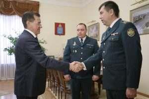 У Астраханской таможни новый руководитель