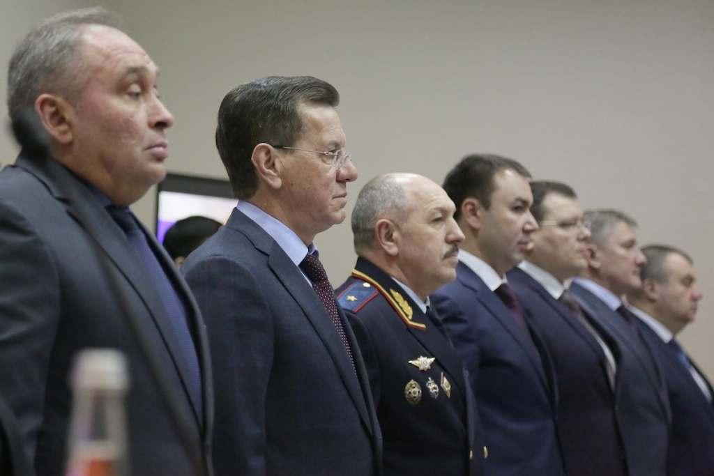 Александр Жилкин поручил взять под контроль ситуацию с уличной преступностью