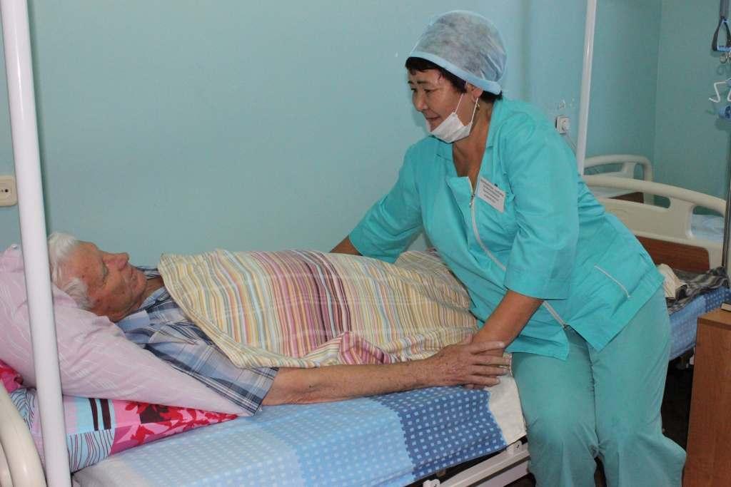 Астраханская область — лидер в ЮФО по обеспеченности больничными койками