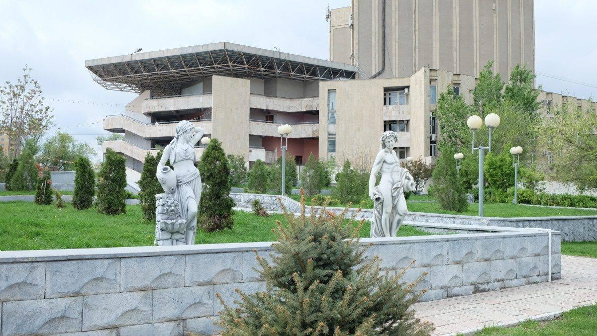 Минстрой РФ предложил благоустроить парк «Аркадия» к Чемпионату мира по футболу