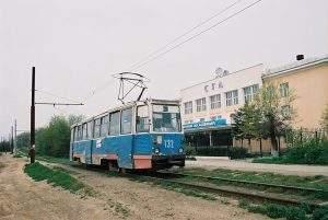 По следам астраханского трамвая. Часть 3