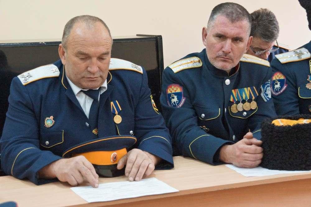 Дума Астраханской области решила не одевать казаков за государственный счет