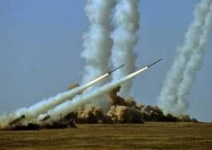 В Астраханской области устроят ракетную стрельбу