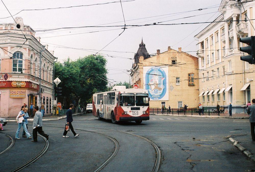 Астрахань хотели сделать «троллейбусной столицей»