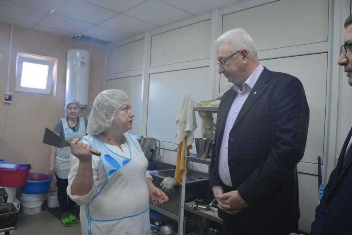 Владелица пекарни пожаловалась вице-губернатору на грабительские проценты по кредиту