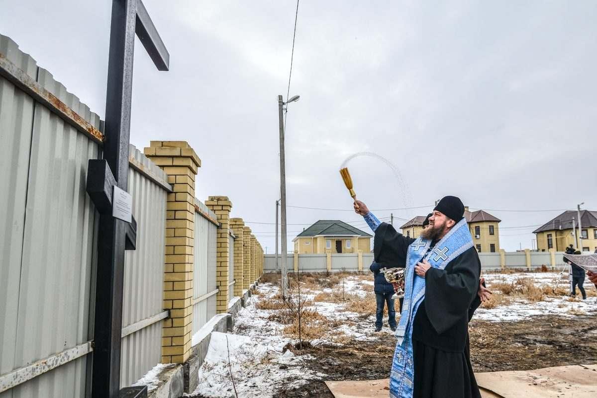 В селе Началово появится долгожданная церковь
