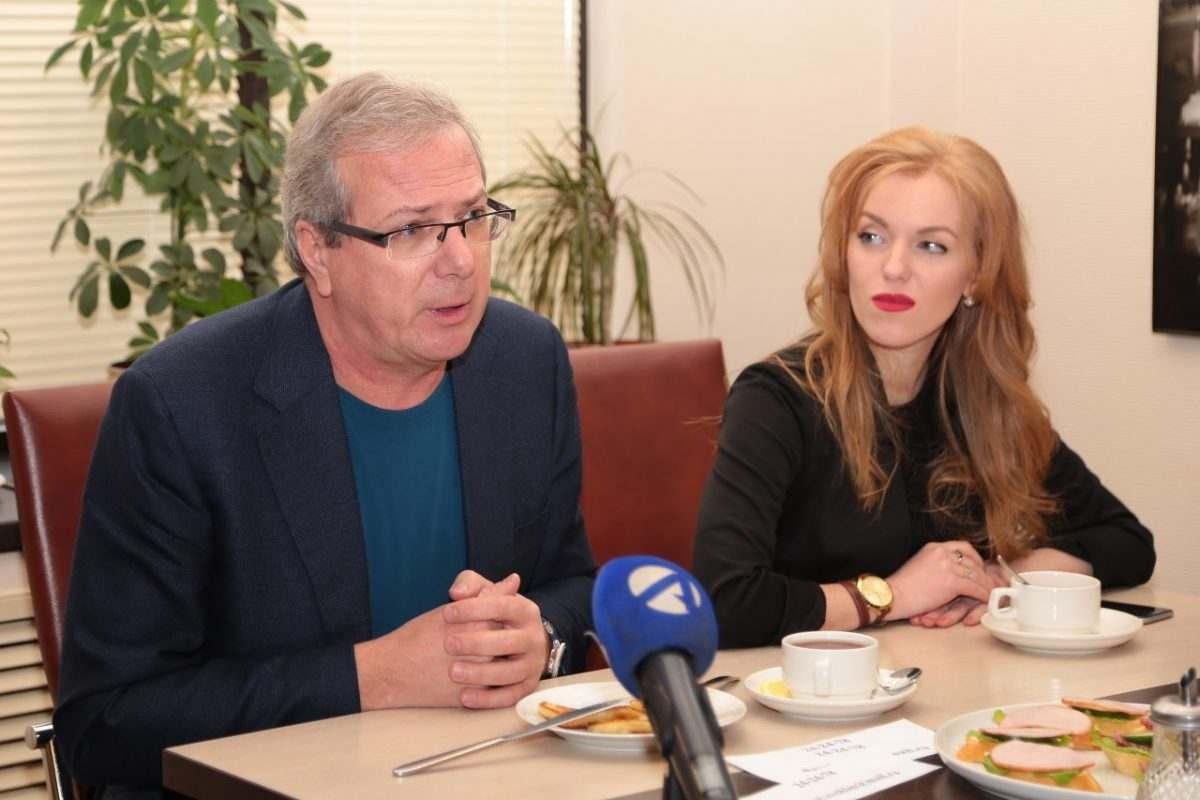 Алексей Лысенков станет ведущим астраханской передачи