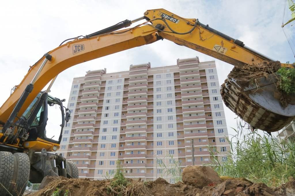 Астраханская область вошла в число лидеров по темпам ввода жилья