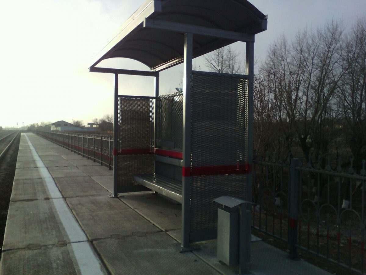 Платформа на станции Харабалинская стала длиннее и удобнее