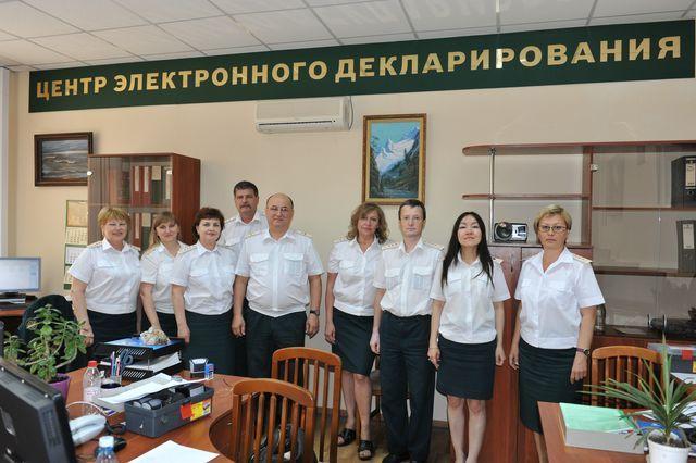 Астраханский центр электронного таможенного декларирования перенесут в Волгоград