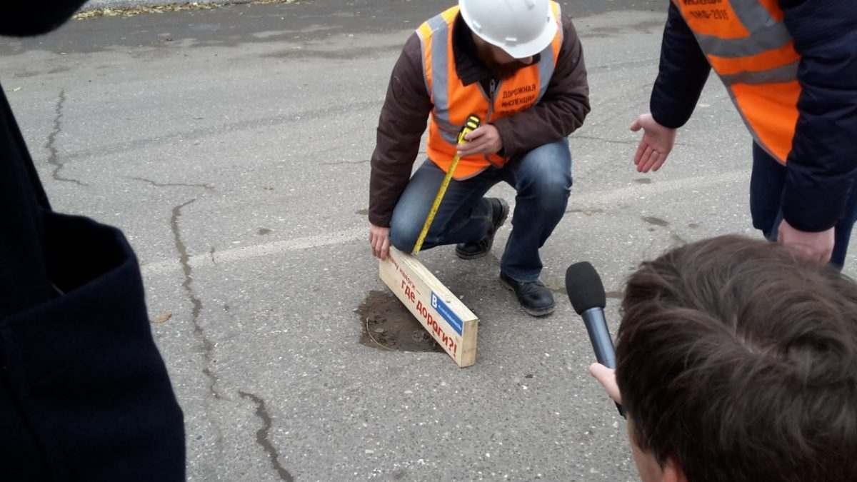 Дорожная инспекция ОНФ оценит астраханские дороги