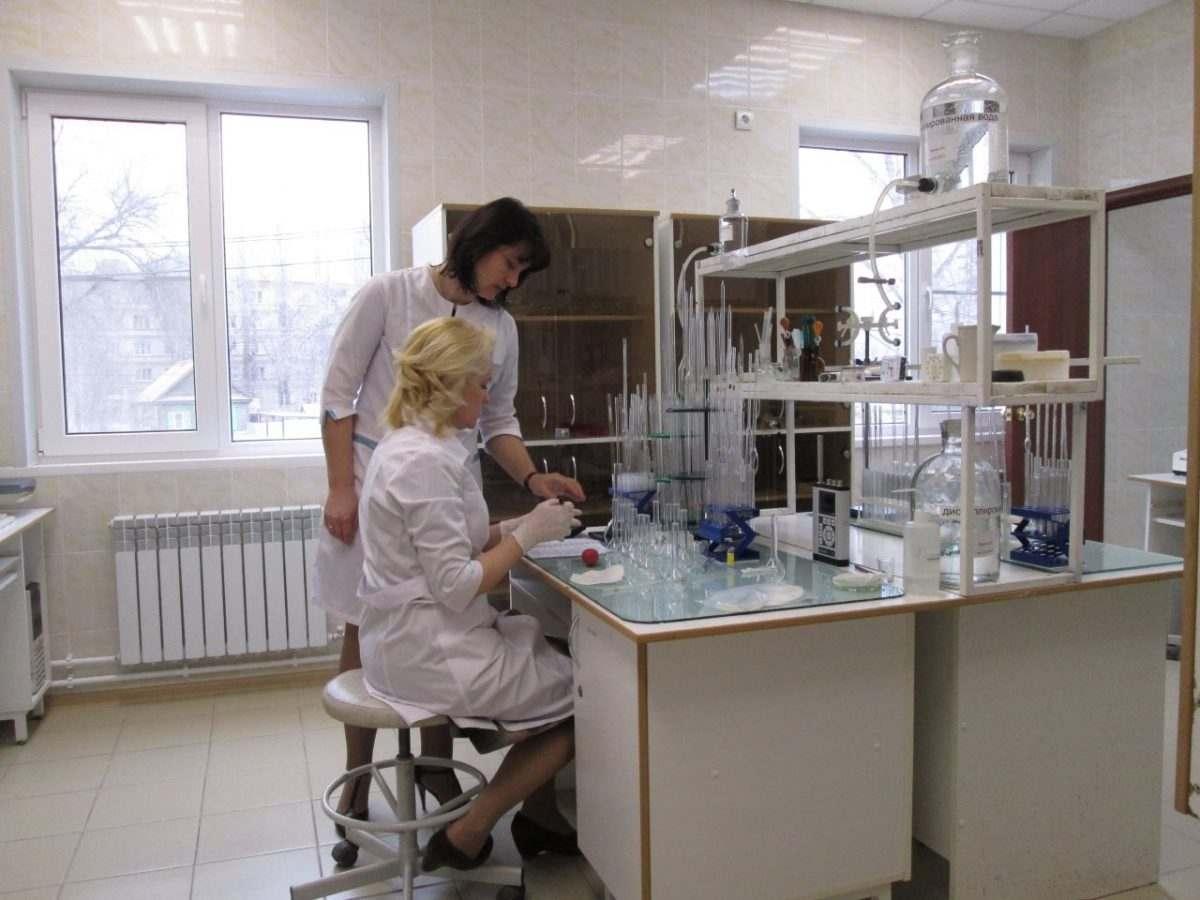 Обновлённая экологическая лаборатория открылась в Астраханском регионе Приволжской магистрали