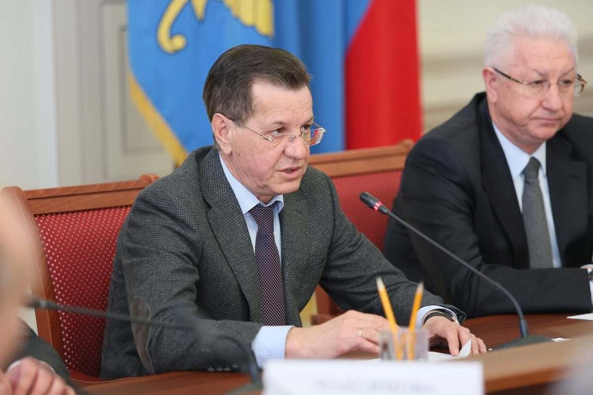 Александр Жилкин продолжает ругать сельхозпроизводителей