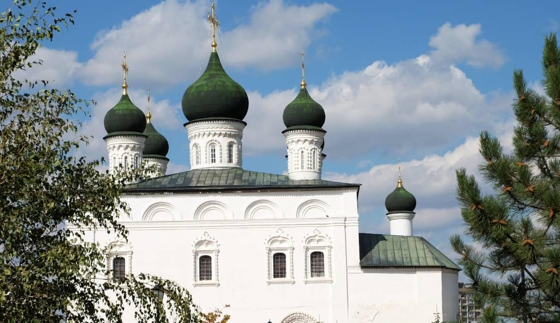 В Астрахани отреставрируют Троицкий монастырь за полмиллиарда рублей