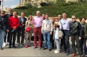 Поездка астраханских чиновников в Израиль прошла с нарушениями