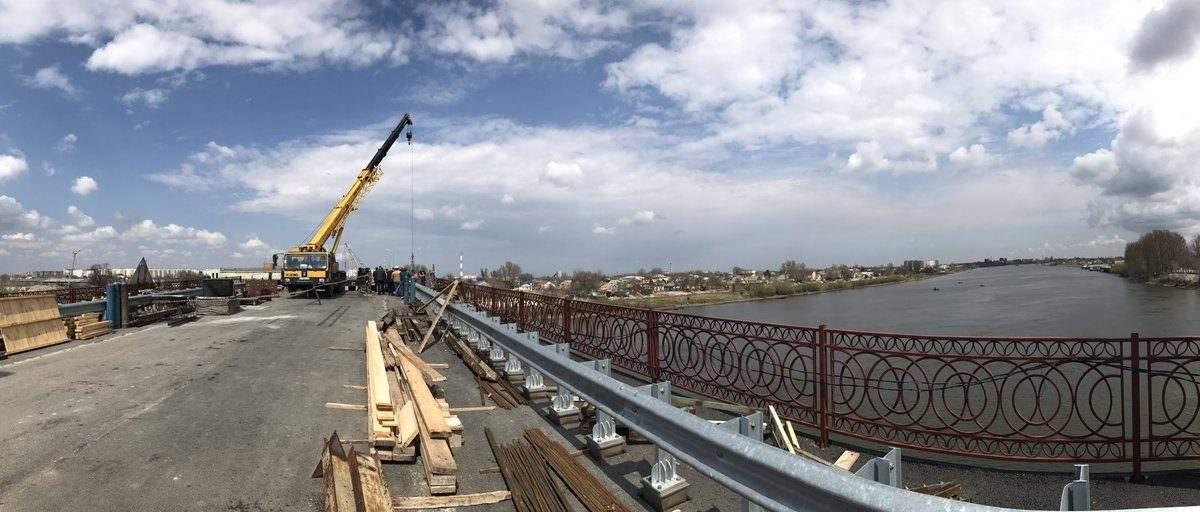 Кирикилинский мост обещают открыть уже в сентябре