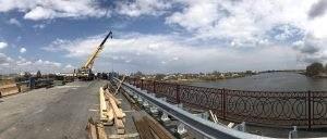 Кирикилинский мост собираются открыть в ноябре