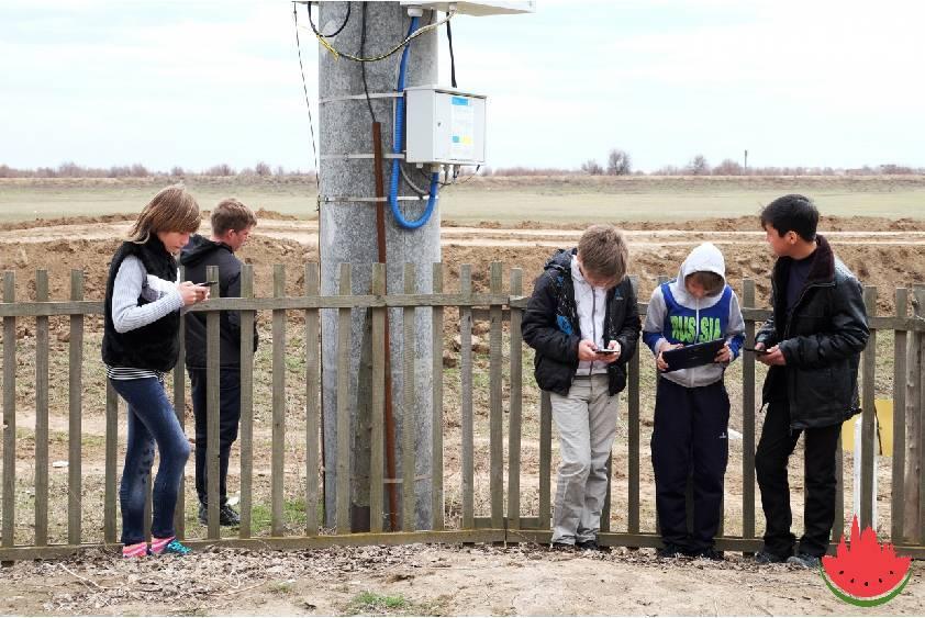 «Арбуз» советует ехать за хорошим интернетом в ….область