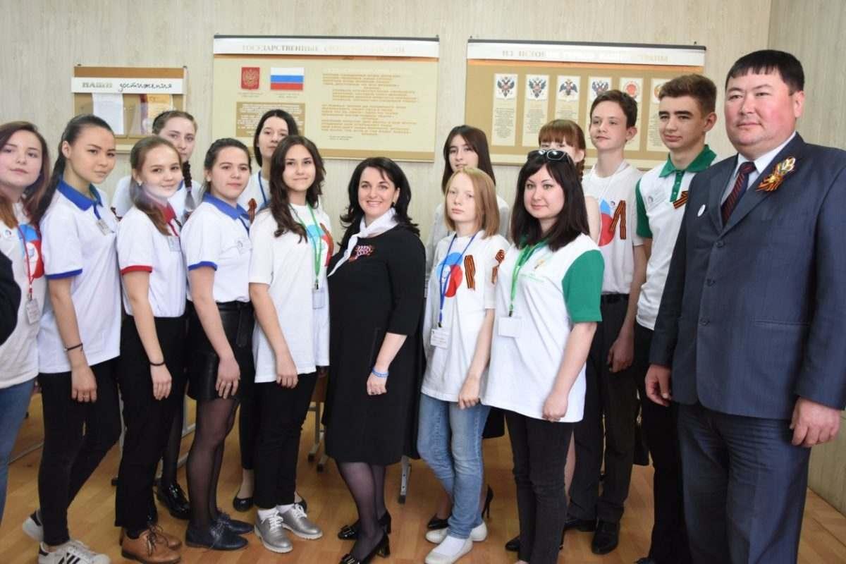 У школьников проверили их знания об Астрахани