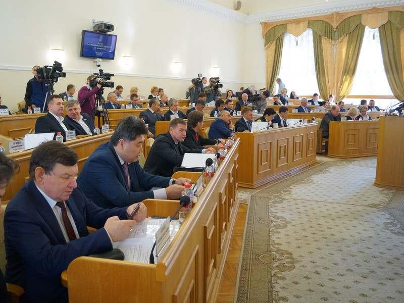 Облдума завтра утвердит нового председателя правительства Астраханской области
