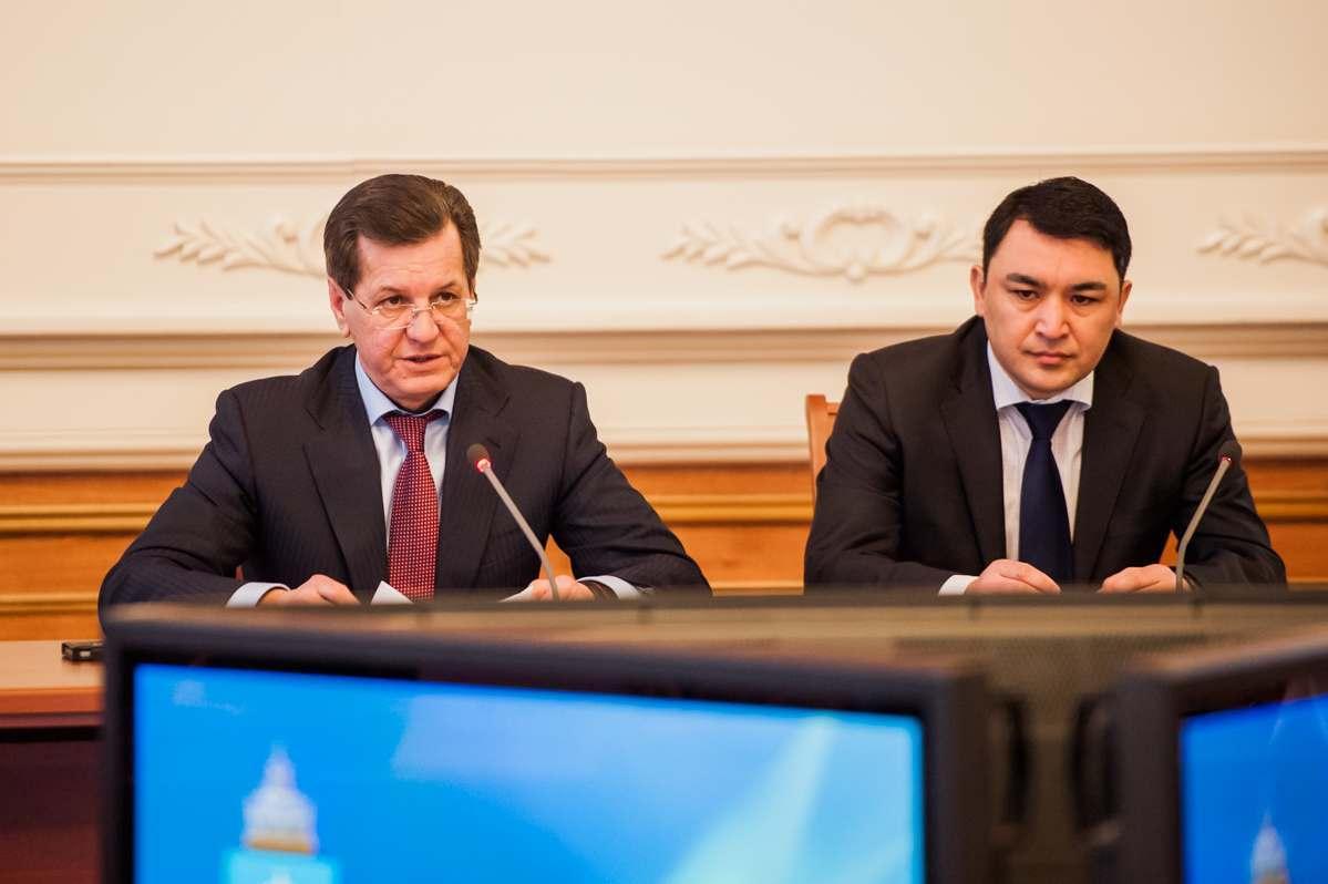 Новым председателем астраханского правительства стал Расул Султанов
