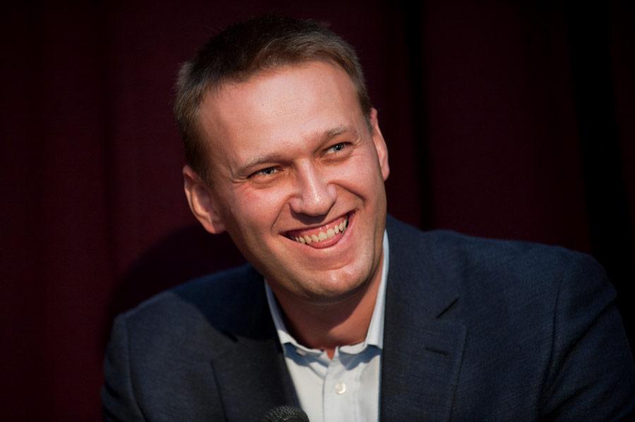 Штаб Алексея Навального расположился рядом с администрацией области