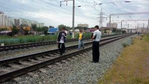 В Астрахани обсудили профилактику несчастных случаев на железной дороге