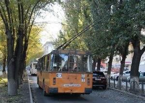 Астраханские троллейбусы вернулись на дороги