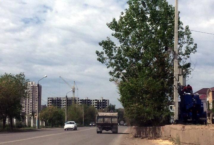 В Астрахани появилась новая камера видеофиксации нарушений ПДД