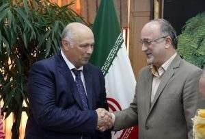 Астраханские чиновники съездили в Иран