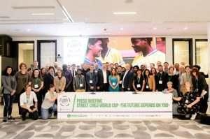 «МегаФон» и Street Child United проведут Чемпионат мира среди детей-сирот «Будущее зависит от тебя»