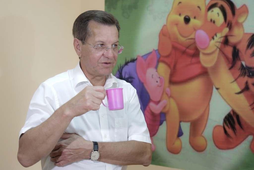 Александр Жилкин — один из самых «бедных» губернаторов