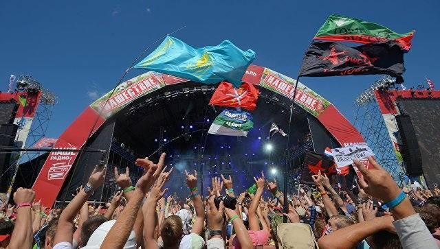 Астраханцы собираются на «Нашествие»