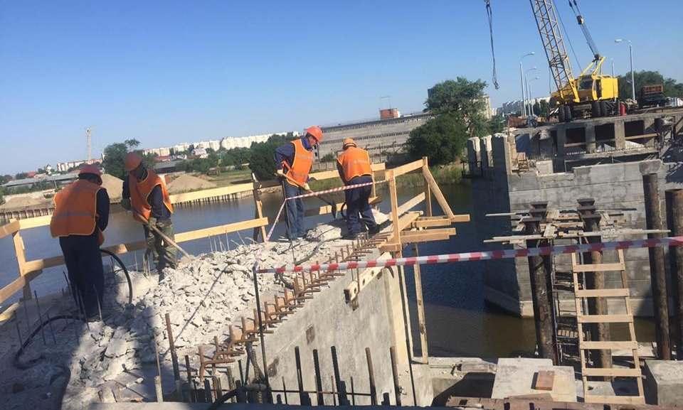 Ремонт Кирикилинского моста вышел на завершающий этап