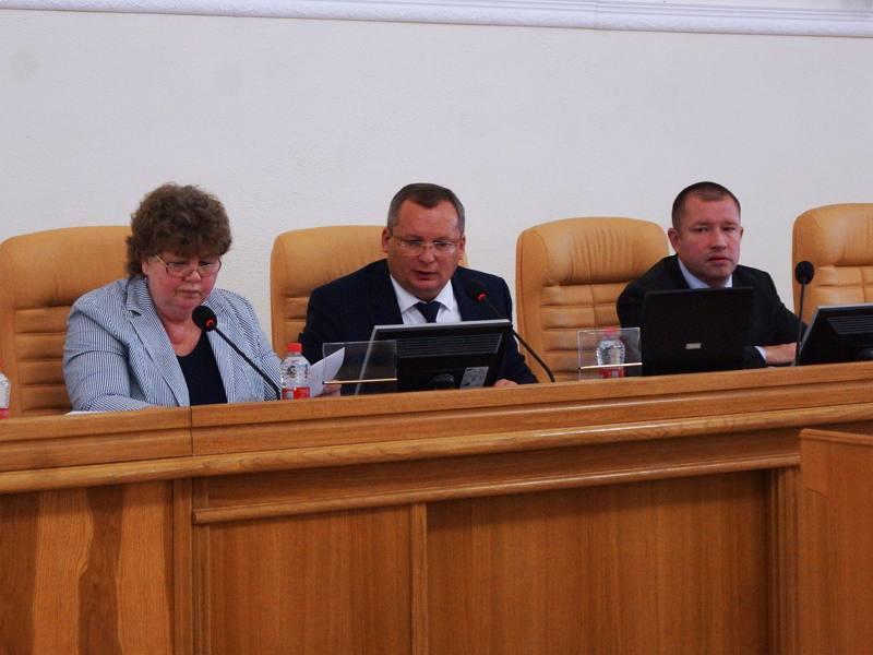 Доходы бюджета Астраханской области выросли на 640 миллионов