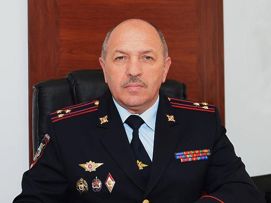 Начальника астраханского УМВД освободили от должности