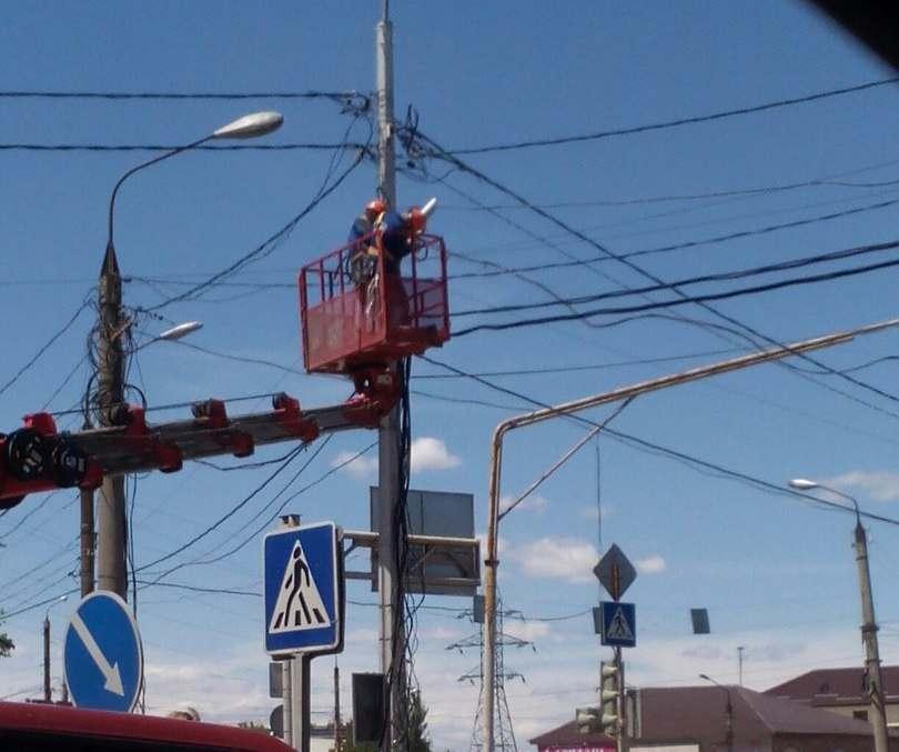 В Астрахани повесили еще одну камеру видеофиксации нарушений ПДД
