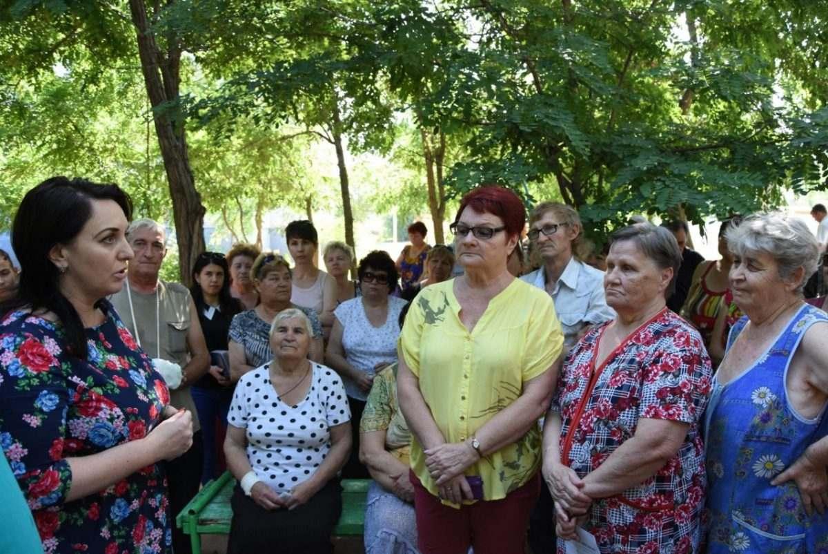 Жители окраины Трусовского района встретились с главой города