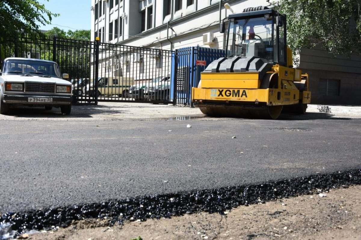 Двадцать астраханских дорог отремонтируют с гарантией в четыре года
