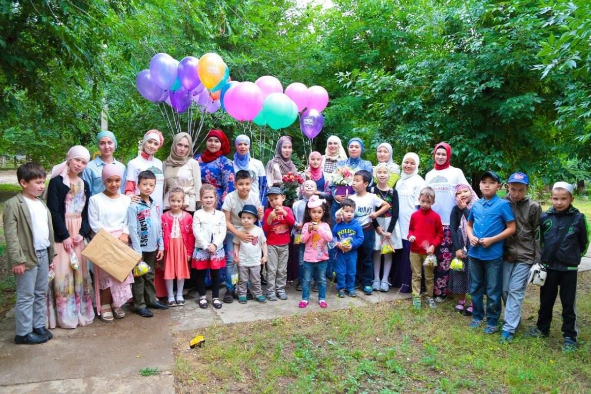 При астраханских мечетях начали открывать детские школы