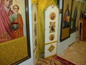 Из храма под Астраханью украли икону и выпили кагор