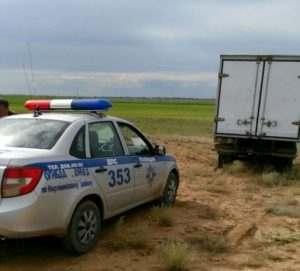 Астраханские полицейские спасли от суицида виновника ДТП