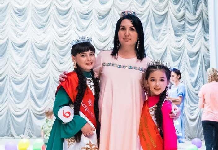 В Астрахани выбрали самых красивых татарочек
