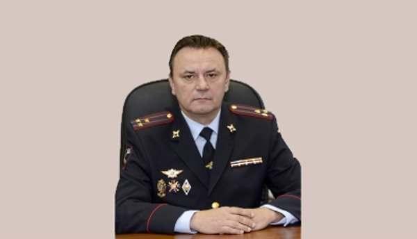 Обязанности начальника астраханского УМВД исполняет Сергей Машков