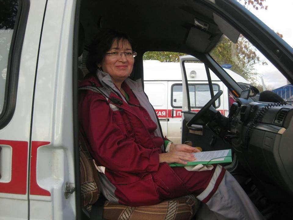 Астраханский врач «скорой помощи» стал одним из лучших в РФ