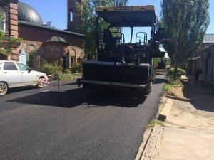 Общественники бьют тревогу из-за качества ремонта улицы Казанской