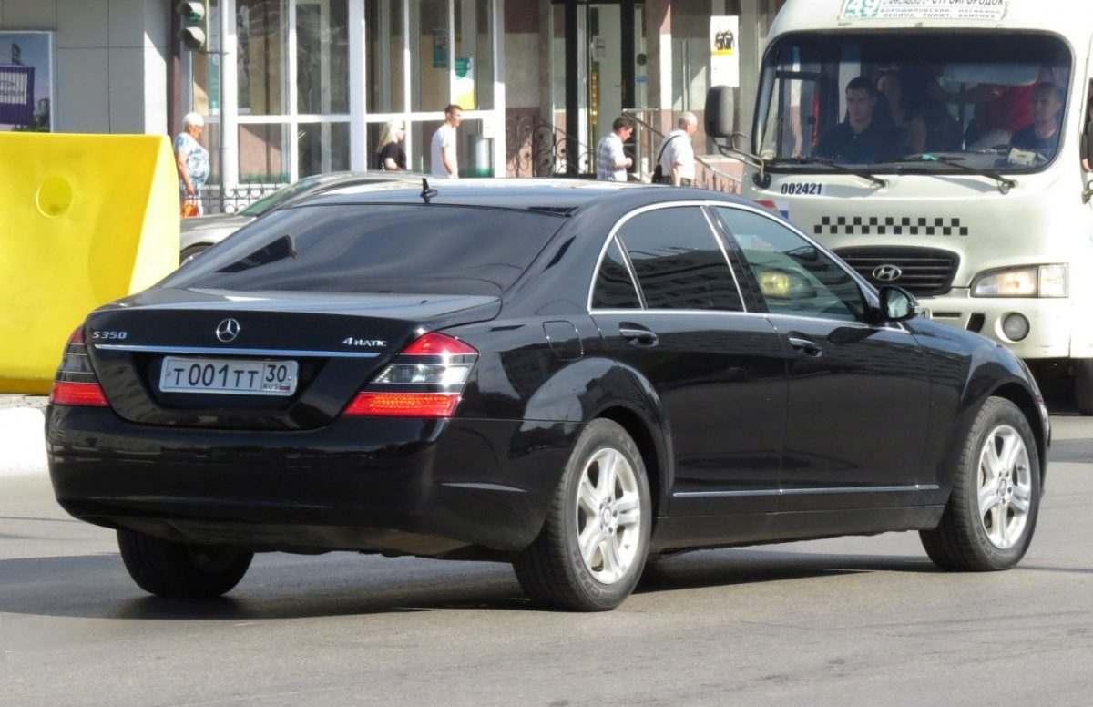 В обладминистрации можно взять в аренду машину «как у губернатора»
